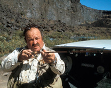 This is an image of 281999 William Conrad Photograph & Poster