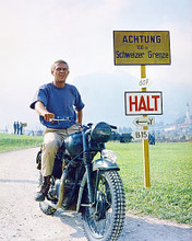 This is an image of 233929 Steve McQueen Photograph & Poster