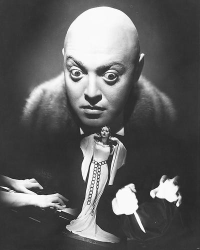 This is an image of 170373 Peter Lorre Photograph & Poster