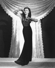 This is an image of 170720 Paulette Goddard Photograph & Poster
