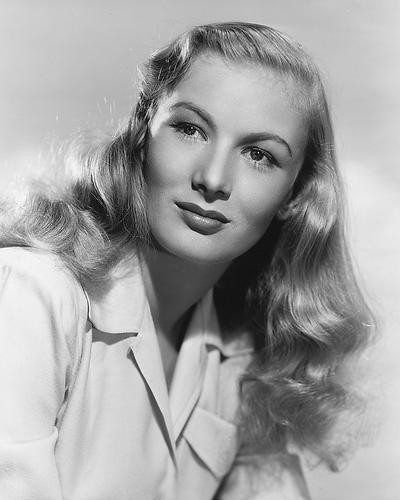 This is an image of 170814 Veronica Lake Photograph & Poster