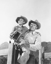This is an image of 171010 Chuck Connors Photograph & Poster