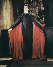 This is an image of 213061 Christopher Lee Photograph & Poster
