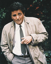 This is an image of 214071 Peter Falk Photograph & Poster