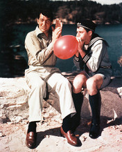 This is an image of 214492 Dean Martin & Jerry Lewis Photograph & Poster