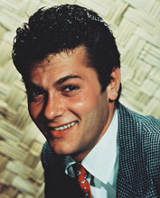This is an image of 215269 Tony Curtis Photograph & Poster