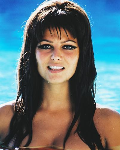 This is an image of 215434 Claudia Cardinale Photograph & Poster