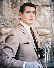 This is an image of 215527 Gene Barry Photograph & Poster