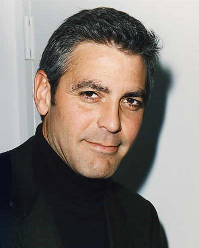 This is an image of 245474 George Clooney Photograph & Poster