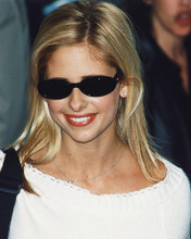 This is an image of 246035 Sarah Michelle Gellar Photograph & Poster