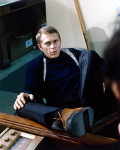 This is an image of 220128 Steve McQueen Photograph & Poster