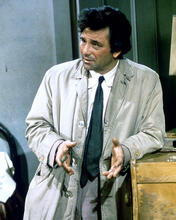 This is an image of 221324 Peter Falk Photograph & Poster