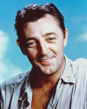 This is an image of 223218 Robert Mitchum Photograph & Poster