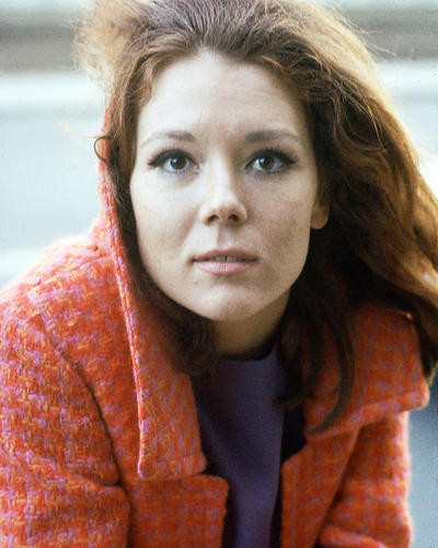 This is an image of 223673 Diana Rigg Photograph & Poster