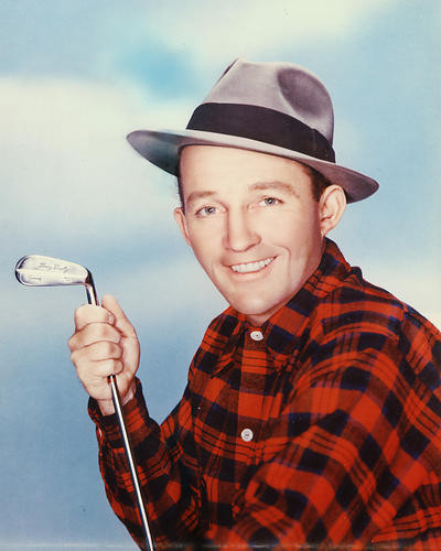 This is an image of 223956 Bing Crosby Photograph & Poster