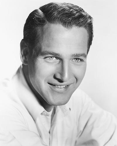 This is an image of 167424 Paul Newman Photograph & Poster