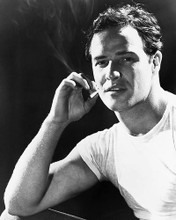 This is an image of 167662 Marlon Brando Photograph & Poster