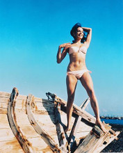 This is an image of 210190 Martine Beswick Photograph & Poster