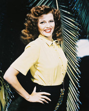 This is an image of 210242 Rita Hayworth Photograph & Poster