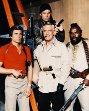 This is an image of 210729 The A-Team Photograph & Poster