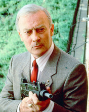 This is an image of 227142 Edward Woodward Photograph & Poster