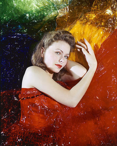 This is an image of 248063 Jeanne Crain Photograph & Poster