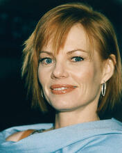 This is an image of 248183 Marg Helgenberger Photograph & Poster