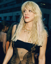 This is an image of 248235 Courtney Love Photograph & Poster