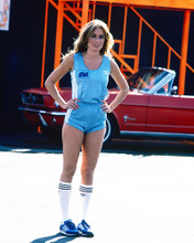 This is an image of 248558 Catherine Bach Photograph & Poster