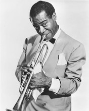 This is an image of 171492 Louis Armstrong Photograph & Poster