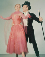 This is an image of 218247 Fred Astaire & Ginger Rogers Photograph & Poster