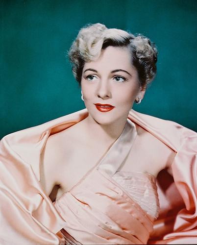 This is an image of 218326 Joan Fontaine Photograph & Poster