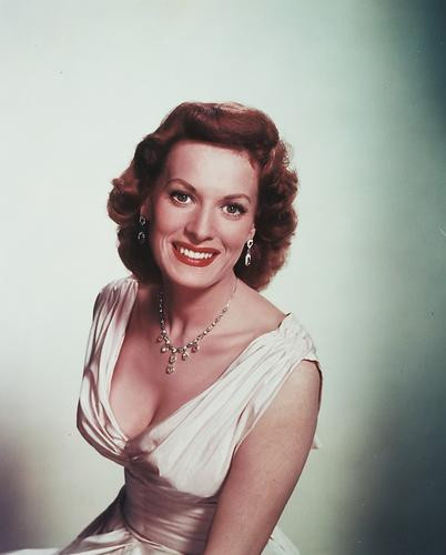 This is an image of 218707 Maureen O'Hara Photograph & Poster