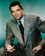 This is an image of 227971 Gregory Peck Photograph & Poster