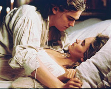 This is an image of 230484 Leonardo Dicaprio & Kate Winslet Photograph & Poster