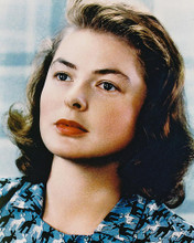 This is an image of 230925 Ingrid Bergman Photograph & Poster