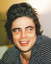 This is an image of 248664 Benecio Del Toro Photograph & Poster