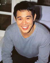 This is an image of 249048 Jet Li Photograph & Poster