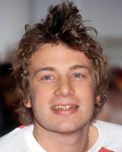 This is an image of 249557 Jamie Oliver Photograph & Poster