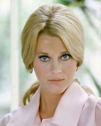 Photograph & Poster Of Jane Fonda 249776