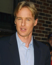 This is an image of 250470 Owen Wilson Photograph & Poster