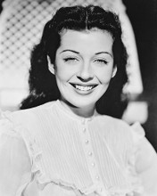 This is an image of 167438 Gail Russell Photograph & Poster