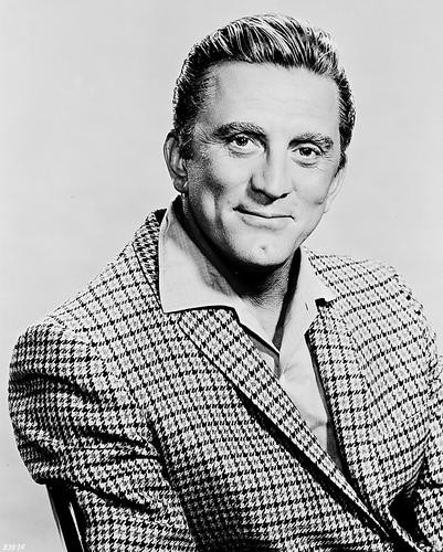 This is an image of 167680 Kirk Douglas Photograph & Poster