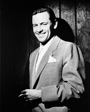 This is an image of 167696 William Holden Photograph & Poster