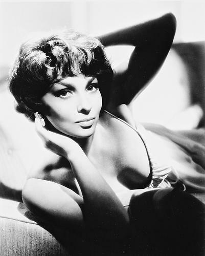 This is an image of 167751 Gina Lollobrigida Photograph & Poster