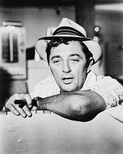 This is an image of 168092 Robert Mitchum Photograph & Poster