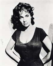 This is an image of 168190 Gina Lollobrigida Photograph & Poster