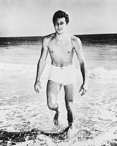 This is an image of 168278 Tony Curtis Photograph & Poster