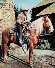 This is an image of 231986 Roy Rogers Photograph & Poster