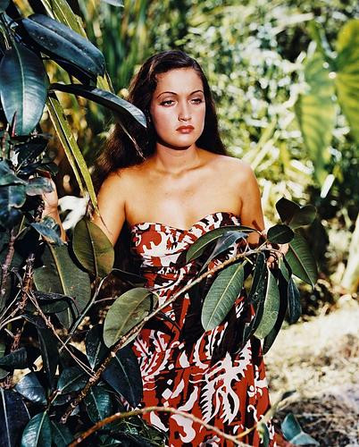 This is an image of 233469 Dorothy Lamour Photograph & Poster